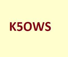 K5OWS